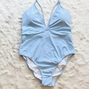 🌊NWT Pink Victoria's Secret One piece swimsuit